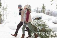 Bude Štědrý den konečně na sněhu a jak to vypadá s počasím poslední měsíc do Vánoc?