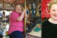 Dívka s Downovým syndromem přes rok bojovala s rakovinou: Nakonec podlehla covidu