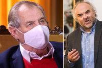 Zemanova stížnost neprošla. Prezident Fajtovi upřel profesuru nezákonně, potvrdil soud