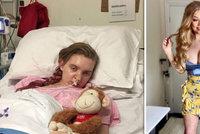 Modelka dostala zápal mozkových blan: Zavřeli ji na psychiatrii a dávali jí elektrošoky!