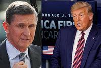 Trump chystá milost pro exporadce. Flynn lhal o kontaktech s Rusy viceprezidentovi i FBI