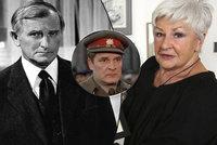 Životní paradox Kamily Moučkové (†92): Ikona 1968 si vzala komunistu a hvězdu Majora Zemana!