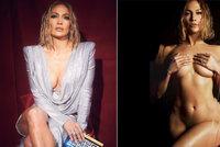 Průhledný overal dračice Lopezové (51)? To byla jen »předehra«: Byznys dělá celým tělem!