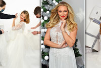 Jen je nechte, ať si zdobí! Bílé Vánoce v podání Borhyové, Jandové i Laurinové