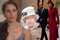 Reakce královské rodiny na těhotenství Meghan? Odměřená jako nikdy!