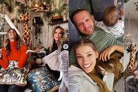 Jasmina Alagič se pochlubila designovým královstvím syna Sanela: Vyrůstá v džungli!