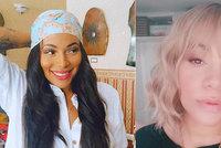 Slovenská zpěvačka Tina šokuje obří blond proměnou: Rozvod jí sluší!