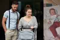 Rodiče Oliverka bojují o nejdražší lék pro synka trpícího SMA: Do cesty se jim postavil koronavirus!