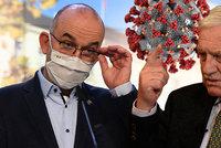 Koronavirus ONLINE: Klaus zuří kvůli Blatnému, obchodníci čekají fronty a testy zlevní