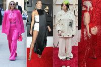 Módní tragédi(e) roku 2020: Růžový přízrak Céline Dion, holý zadek a trpaslík Billie Eilish!