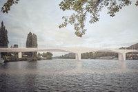 Praha si odklepla Dvorecký most. Vypíše tendr za necelou miliardu