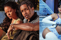 Rihanna předvedla prádlo i milence: Žhavá královna, která vás rozpálí!