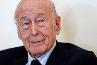 Zemřel francouzský exprezident Giscard d'Estaing (†94). Měl nemocné srdce i plíce