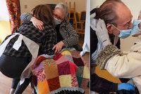 Černé svátky v domově důchodců: Covidu podlehla polovina klientů, umírali i na Štědrý den