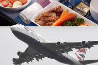Milovníci letadel už mají Vánoce. British Airways rozprodávají nádobí, vozíky i ponožky