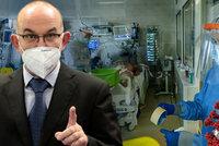 Koronavirus ONLINE: 15453 mrtvých v ČR, změny PSA od února. A koordinátor očkování končí