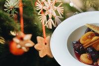 Staročeská muzika! Připravte si tradiční vánoční dezert plný ovoce a koření!