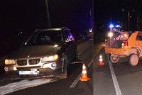 """Opilý řidič, zákaz řízení a """"zombie"""" škodovka: Bouračka vyšla recidivistu na pořádný balík"""