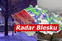 Česko sfoukne orkán, pak přijde ochlazení. Silvestrovská noc slibuje až -9 °C, sledujte radar Blesku