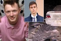 Sergej (†18) umrzl v rozbitém autě, když teploty klesly na -57 °C. Vláďa přežil jen zázrakem
