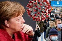 Merkelová vyměnila AstraZeneku za Modernu. Mix vakcín opatrně připouští i český úřad