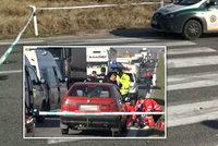 Mladá řidička na přechodu srazila babičku s vnučkou: Po pěti letech padl trest!