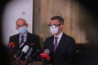 Přímý přenos: Vláda o novém nouzovém stavu v Česku. Co se od pondělí změní?