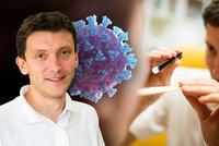 O viru, cejchu, Prymulovi a náročné druhé vlně: Rok 2020 očima lékaře ze Zlínska