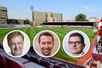 Co bude s Viktorkou? Majitel klubu chce stadion koupit, Praha 3 se bojí o budoucnost fotbalu