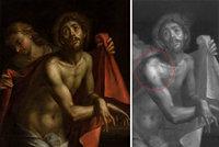 Tajemství Břevnova odhaleno! Starý obraz skrývá mužskou tvář, je to Rudolf II.?