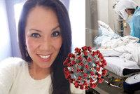 Koronavirus zabil milovanou učitelku (†44): Je třikrát smrtelnější než chřipka, tvrdí vědci