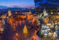 Komornější Vánoce v hlavním městě: Výzdobou to není, zní z radnic. Co pro Pražany připravily?
