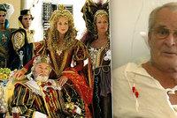 Životní trauma krále z pohádky Z pekla štěstí Brabce (†83): Bratr zemřel při fénování!