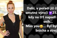 Míša Nosková odhalila velkou životní bolest! Kdo z blízkých jí zemřel při autonehodě?