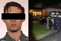Jakub (28) zaútočil na přítelkyni a zavraždil svou tchyni: Soud ho poslal na 15,5 roku za mříže