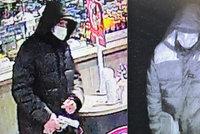Lupič se zbraní v Sokolově přepadl benzinku: Odnesl si několik tisíc