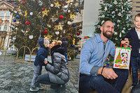Mašlíková před rozvodem: Společné Vánoce jen kvůli synovi a upřímná slova Reinderse!