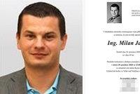 Kyjov se loučí s tajemníkem Městského úřadu: Milan Jagoš (†45) zemřel na Štědrý den!