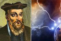 Rok 2020 byl samá katastrofa? Podle předpovědi Nostradama v roce 2021 přijde pravé peklo