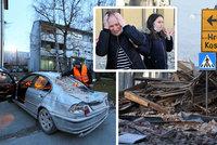 Češi pocítili zemětřesení v Praze, Brně i Plzni. Chorvati zažili peklo, bezmoc i zázraky