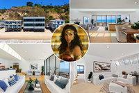 Luxusní bydlení krásné Wonder Woman: Bejvák v Malibu za 106 milionů korun!