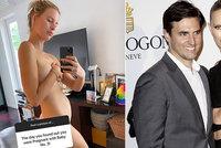 Těhotná supermodelka Kurková opět nahá: Odhalila intimní snímek z té nejvzácnější chvíle!