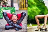 Skutečná Elastička z Úžasňáků: Gymnastka (12) dokáže své tělo ohnout do neuvěřitelných pozic!