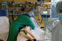 Koronavirus ONLINE: Mrazivá předpověď pro Česko. A lékař po těžké směně: Národ je ztracen