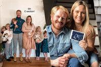 Těhotná influencerka náhle zemřela pár dní před porodem: Oživit se ji pokoušely i její děti