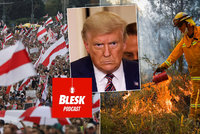 Rok 2020 v zahraničí: Americké volby, krvavé protesty nebo obří požáry v Austrálii