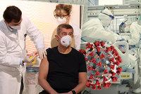 Koronavirus ONLINE: Britská mutace v ČR, Babiš chce delší stav nouze. A dodávky vakcín váznou