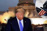 Za útok na Kapitol padl první trest. Trumpův fanoušek přiznal spiknutí