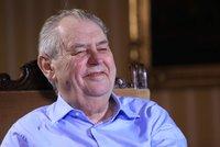 Ať jdou ANO a ČSSD do voleb v koalici, navrhl Zeman. A upravil důležitou podmínku pro vítěze