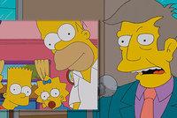 Po Líze další přeobsazení v Simpsonových: Skinner dostane hlas hvězdy z kriminálky!